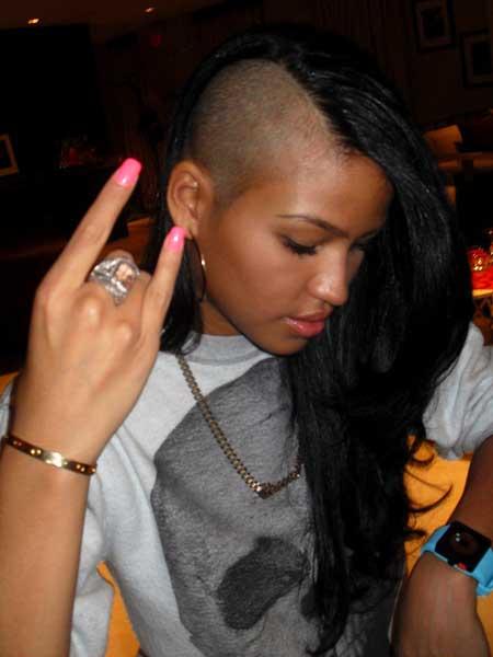 Phenomenal And Cut Hottest Hairstyles Of 80S39 9039S Hip Hop Rampb Superwomen Short Hairstyles Gunalazisus